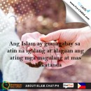 Islam instructs us to respect and care for our parents and the elderly