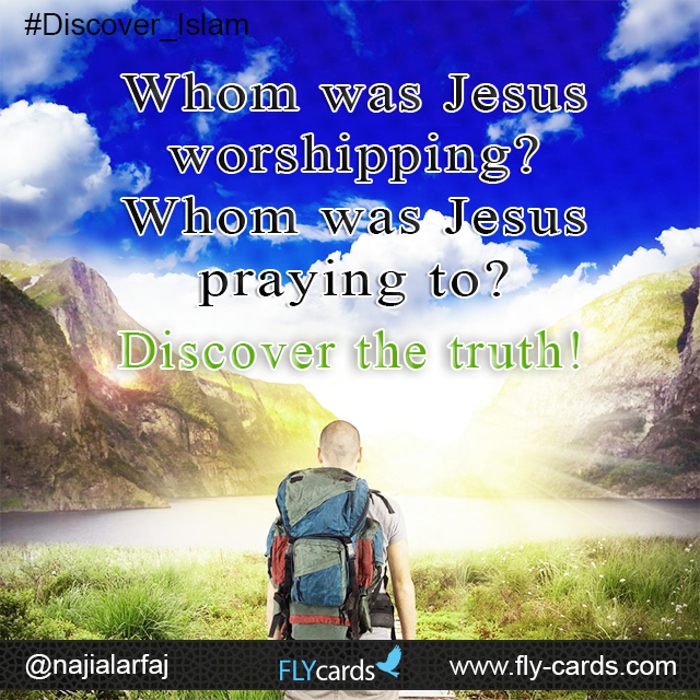 Whom was Jesus worshipping? Whom was Jesus praying to? Discover the truth!